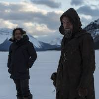The great outdoors: Director Alejandro G. Inarritu (left) and actor Leonardo DiCaprio turned out Oscar-winning efforts in 'The Revenant.' | ©2016 TWENTIETH CENTURY FOX