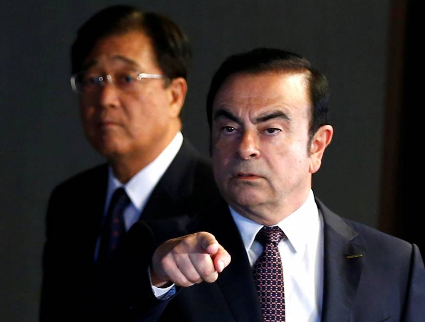 How A Confession Turned Into Billion Bargain For Nissan - Mitsubishi motors address