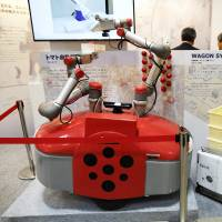 Robotic-hand maker Squse said to consider IPO in Japan next year
