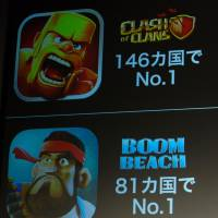 SoftBank may sell stake in 'Clash of Clans' Finnish game developer Supercell