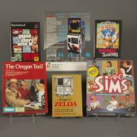 'Space Invaders,' 'Sonic the Hedgehog,' 'Legend of Zelda' join video game hall of fame