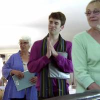 Hospice choirs provide peace and comfort