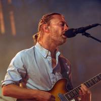 Witching hour: Radiohead's Thom Yorke performs at a concert in France in 2012. The band just released a surpise single titled 'Burn the Witch.' | AFP-JIJI