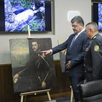 Masterpieces lost in Italian museum heist are recovered in Ukraine