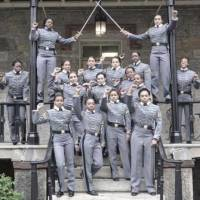 16 West Point cadets in raised-fist photo won't be punished