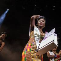 Ghanaian beats 11 finalists to be crowned first 'Miss Africa Continent'