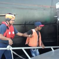 Colombian sailor survived on seagulls, rescued after two months adrift in remote part of Pacific