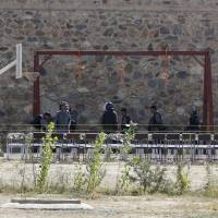 Six prisoners hanged in Kabul in anti-Taliban push, dashing hopes for peace talks