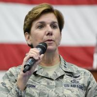 U.S. Air Force general first woman to lead top combatant command, NORAD