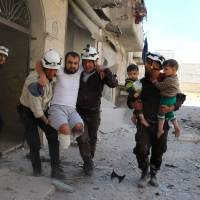 Fighting rages in Aleppo; other parts of Syria calm