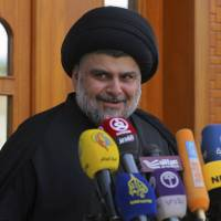 Muqtada al-Sadr, Iraq's powerful and unpredictable Shiite cleric, reinvents himself as a reform champion