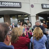 Bon Jovi opens center to feed hungry in Superstorm Sandy-hit coastal town