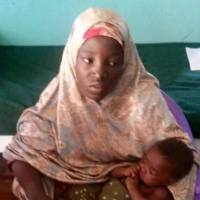 Chibok girl rescued with baby, Boko Haram 'husband' says some victims still in captivity, others died