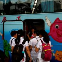 China, Taiwan add tourists to their squabbles