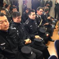 Chinese cops patrol in Italy in trial to ensure compatriot tourists feel safe
