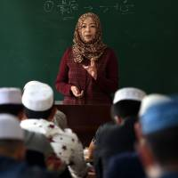 For Allah, Beijing and Marx: Young imams in China espouse Islam through prism of party line