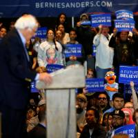 Clinton, Sanders make all-out blitz in California primary