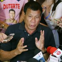 Philippine's Duterte far ahead in unofficial count for president