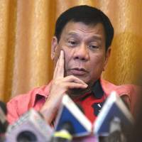 Duterte may invite China to bid for railway projects
