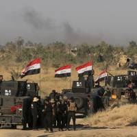 Over 50,000 civilians trapped as Iraq troops wage fierce fight to wrest Fallujah from Islamic State