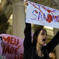 Brazil arrests first suspect after shocking gang-rape video