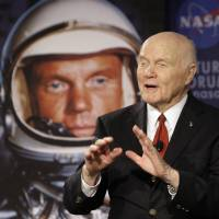 Astronaut John Glenn, 94, to get Columbus airport renamed after him