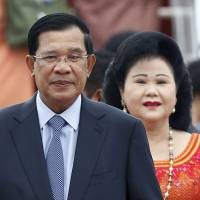Cambodia orders media to call leader Hun Sen 'lord prime minister'