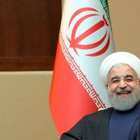 Iranian moderates get most parliament seats, boosting Rouhani