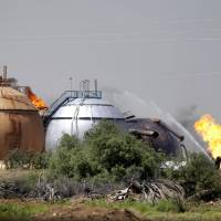 Islamic State attacks gas plant, other Baghdad-area targets, killing at least 29