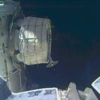 NASA halts effort to pump air into ISS inflatable habitat after room fails to swell