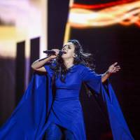 Ukraine's Jamala wins Eurovision contest with song about 1944 deportation of Crimean Tatars