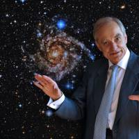 Famed French astrophysicist Andre Brahic, co-discoverer of Neptune's rings, dies at 73