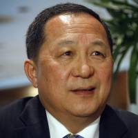 North Korea names former top envoy to stalled six-nation talks as new foreign minister