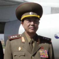Ex-North Korea army head, who Seoul said was executed, is alive