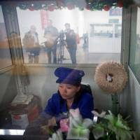 Paying for a can of peaches shows North Korean currency escaping regime's grip