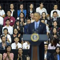 Top dissident spirited away for Obama's Vietnam visit