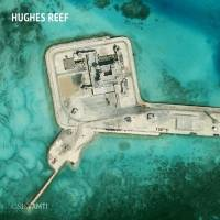 A satellite image released Feb. 23 shows construction of possible radar tower facilities in the Spratly Islands in the disputed South China Sea. | CSIS / DIGITALGLOBE