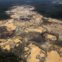 Peru declares jungle emergency over mercury contamination tied to wildcat gold mining