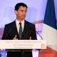 French prime minister to visit Australia after huge submarine contract win
