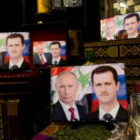 U.S. finds itself once again forced to turn to Russia for help on Syria