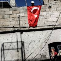 U.S. airstrikes, Turkey shelling claim 63 Islamic State fighters in Syria