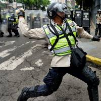 Protesters demand president's ouster, food, as Venezuela crisis deepens, 700% inflation looms