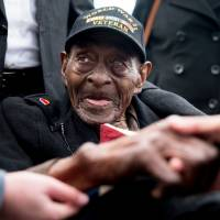 Louisiana man, 110, regarded as oldest U.S. WWII vet, dies