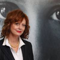 Susan Sarandon at Cannes hits at Woody Allen over sexual assault allegations