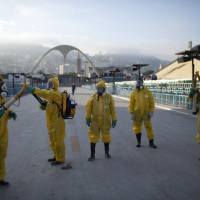 WHO rejects medical experts' call for delaying or moving Rio Olympics due to Zika