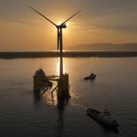 Deep-water wind farms proposed off Hawaii shores