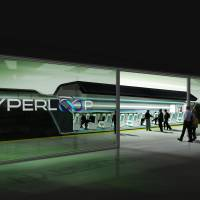 Hyperloop super-fast rail to hit milestone with Las Vegas demonstration