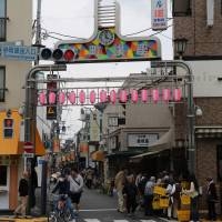 Sunamachi Ginza aims to retain vibrancy in age of giant shopping malls