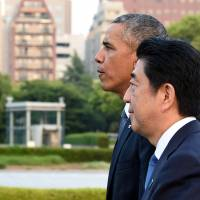 Obama visit highlighted differences in Japan and U.S. over 'an apology'