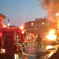 Murder and arson suspected in Morioka blazes
